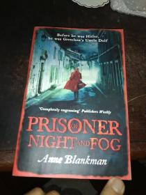 prisoner of night and fog 夜与雾的囚徒 英文原版