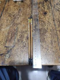 善连笔庄——写卷小楷毛笔——两支合售