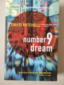Number 9 dream 英文原版近新