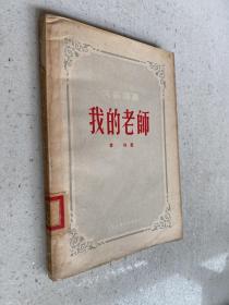 我的老师 文艺译丛