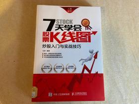 7天学会股票K线图:炒股入门与实战技巧