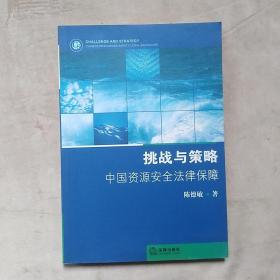 挑战与策略:中国资源安全法律保障