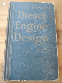 Diesel engine design 柴油机设计