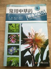 黔版中草药彩色图谱系列:常用中草药图谱及配方5