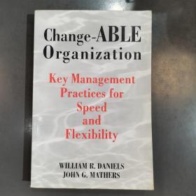 原版英文Change-ABLE Organization