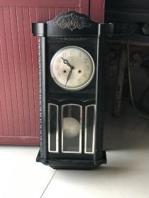 北极星钟表,高78厘米宽35厘米,走打正常,打铃正常
