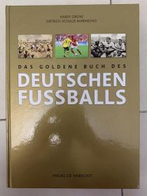 德国足球原版】德国足球史,500p,精装