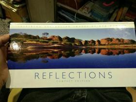 【英文原版澳大利亚摄影集】INSPIRING AUSTRALIAN IMAGES BY KEN DUNCAN REFLECTIONS COMPACT EDITION 鼓舞人心的抽象形象,作者肯·邓肯   反思 精简版