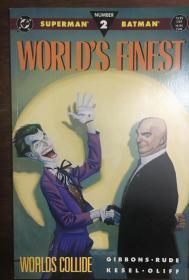 WORLD'S FINEST