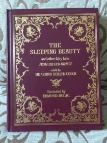 The sleeping beauty and other fairy tales retold by Arthur Quiller-Couch