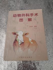 动物外科手术图解:第三版
