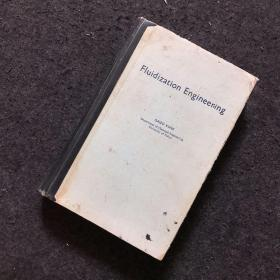 Fluidization Engineering(流化工程)精装 英文原版