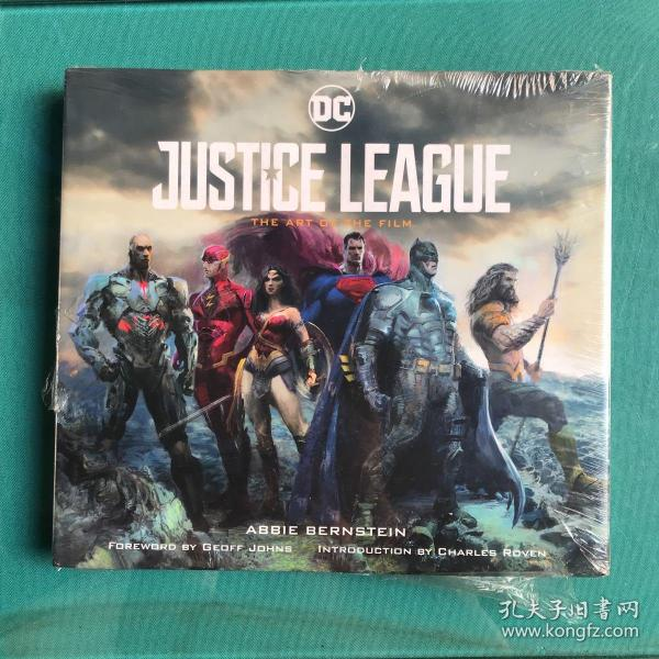 Justice League: The Art of the Film (塑封全新)
