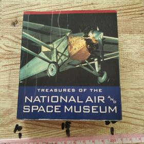 Treasures of the National Air and Space Museum    国家航空航天博物馆珍品   平装