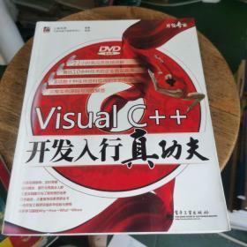 开发专家:Visual C++开发入行真功夫