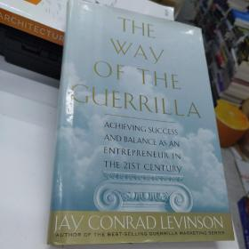 THE WAY  OF THE  GUERRILLA 以游击队方式获得成功9780395770184