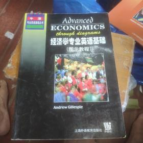 牛津专业英语基础丛书:经济学专业英语基础(图示教程)