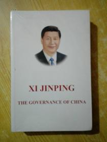 Xi Jinping: The Governance of China 习近平谈治国理政(英文版,平装)(未拆封)