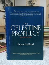 1993年,英文原版,精装带书衣,初版本小说,the Celestine prophecy,圣境预言。