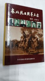 东北抗日联军名录