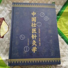 中国壮医针灸学