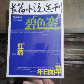 长篇小说选刊2011年第5期