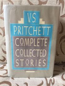 V.S.Pritchett complete collected stories 《普利契特短篇集》精装品好 超厚本