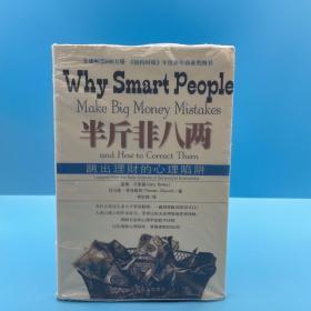 半斤非八两:why smart people make big mistakes and how to correct them