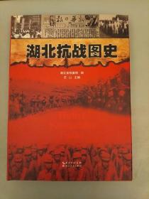 湖北抗战图史    库存书未翻阅正版    2021.6.26