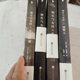 知更鸟女孩,末目风暴4,沉默之歌2,神秘人3,(四本合售)
