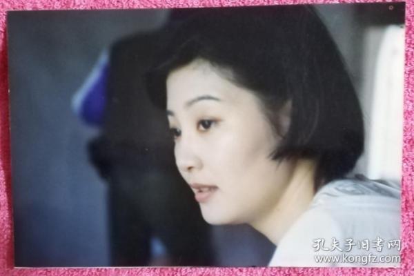 著名女演员 徐帆 艺术照老照片一枚