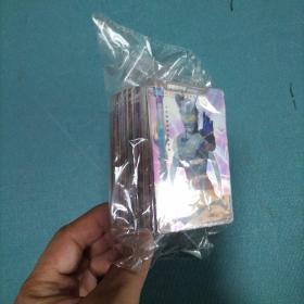 奥特曼卡片(102张合售)