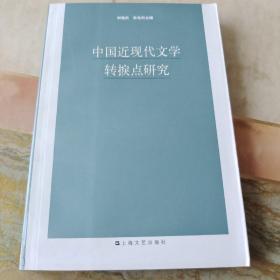 中国近现代文学转捩点研究(内页干净未翻阅)