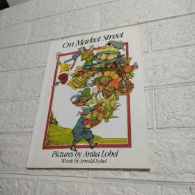 On Market Street, 25th Anniversary Edition 市场街,25周年纪念版【平装 16开】