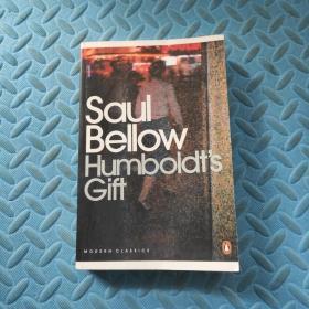 Humboldt's Gift by Saul Bellow 索尔-贝娄著 《洪堡的礼物》