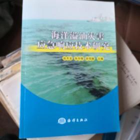 海洋溢油灾害应急响应技术研究