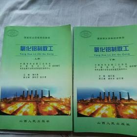 国家职业资格培训教程:氧化铝制取工(上、下册)【上册9.5品,下册8.5品,看照片和品相描述】