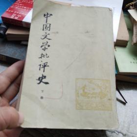 中国文学批评史下册