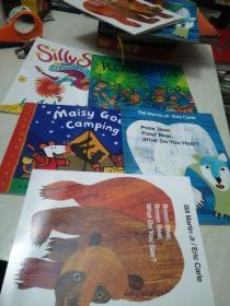 童书英文版  5本合售