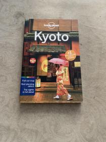 Lonely Planet Kyoto孤独星球旅行指南:京都