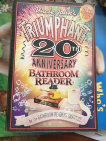 Uncle John's Triumphant 20th Anniversary Bathroom Reader 英文原版24开600页