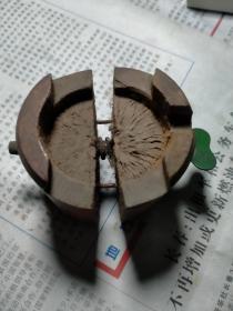 修表老木座