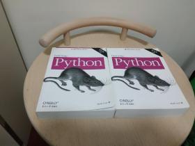 学习Python 第五版(影印版)