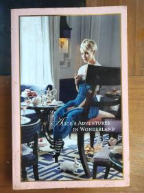 Alice's Adventures in Wonderland  英文原版 插图本 稀见版本