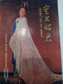 舞剧节目单 :塞上昭君(王静瑄、武春香)