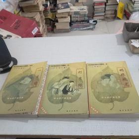 明清艳情禁毁小说精粹:媚娘艳史、灯月缘、一片情(3本合售)