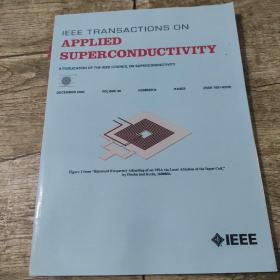 IEEE TRAINSACTIONS ON APPLIED SUPERCONDUCTIVITY(超导性应用)