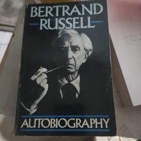 Bertrand Russell Autobiography