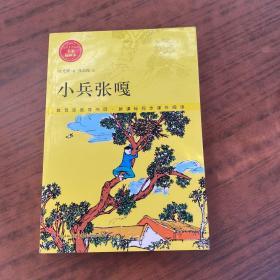 小兵张嘎/儿童文学经典 名家插画本