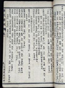 笔花医镜,四卷全合订本